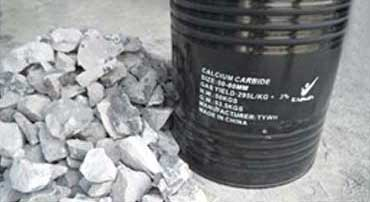Second Calcium Carbide Image