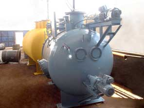 Acetylene Generator after Finilize