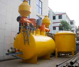 Acetylene Generator in Yellow Color with Purifier